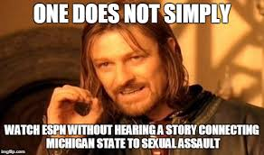 Michigan State Memes - the case michigan state s tom izzo could have for defamation