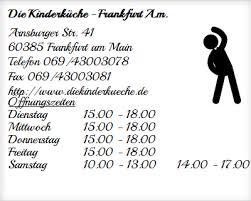 kinderküche frankfurt die kinderküche frankfurt a m unterhaltung in frankfurt am