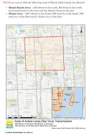 Miami Neighborhoods Map by October 2016 Mosquito Squad