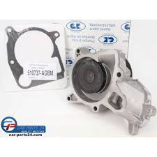 gk germany water pump for bmw m57 engines e46 330d e39 525d 530d
