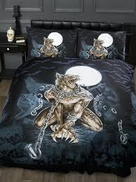 Single Duvet Cover Sets Duvet Covers Gothic Style Duvet Covers Single Bed Loups Garou