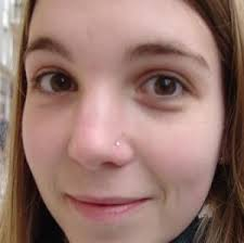 nose piercing information bump jewelry infection care and