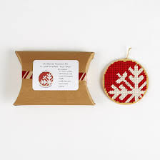 52 handmade ornaments to trick out your tree brit co