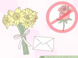 3 ways to pick a birthday gift for a new girlfriend wikihow