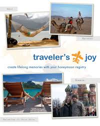 wedding registries for honeymoon traveler s honeymoon registry