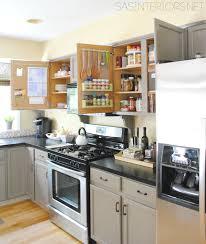 inside kitchen cabinets home design