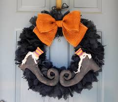 halloween door garland lavish halloween wreaths at walmart best moment halloween wreaths