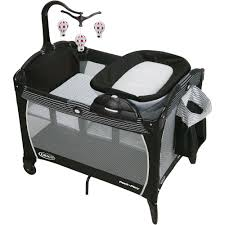Playpen With Changing Table And Bassinet Graco Studio Portable Pack N Play Playard Napper And Changer