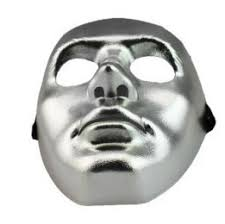 silver mask partyhunterz indias 1 party supply store theme kids