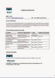 Resume Biodata Sample by How To Write Biodata Sample Template Example Ofexcellent Cv