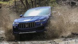 maserati suv 2017 price 2017 maserati levante review with price horsepower and photo gallery