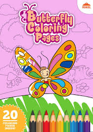 file butterfly coloring pages printable coloring book for kids