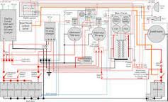 alternator tags delco remy cs130 alternator wiring diagram