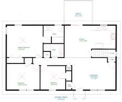 contemporary simple house floor plans one story 2 be hahnow 100