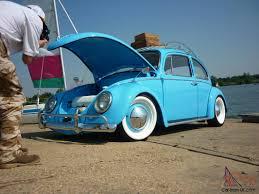 blue volkswagen beetle 1970 vw beetle 1965 classic multi award winning resto cal stunning