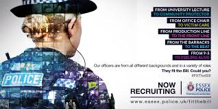 join the police essex police