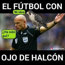 Futbol Memes - f禳tbol con ojo de halc祿n memes deportes meme deportes memes