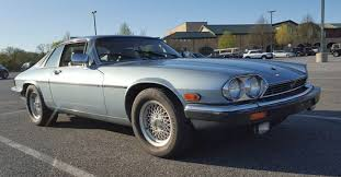 for 4 800 could this 1990 jaguar xjs with a chevy v8 be the