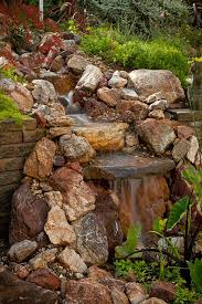 Backyard Waterfall Ideas by 125 Best Pondless Waterfall Designs Images On Pinterest Backyard
