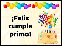 imagenes cumpleaños de primo 20 imágenes de cumpleaños para primos y primas