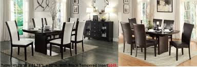 Espresso Dining Room Furniture Yourfurnitureoutlet Com Dining