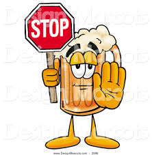 beer cartoon stock mascot cartoon of a friendly beer mug mascot cartoon