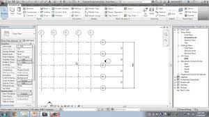 revit tutorial beginner autodesk revit beginner tutorial part 3 grid columns online