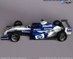 formula bmw formula 1 2004 bmw williams fw26