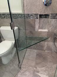 Sealing Glass Shower Doors Edge Seal Showcase Shower Door