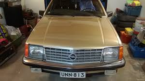 opel senator 1985 opel senator 3 0e cd a sedan 1981 used vehicle nettiauto