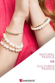 the big differences between natural pearls and cultured pearls