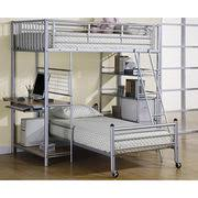Metal Bunk Bed With Desk Bunk Beds Manufacturers U0026 Suppliers From Mainland China Hong Kong