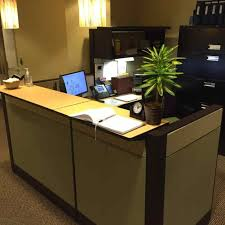 Reception Desk Sale by Used Reception Desks Hangzhouschool Info