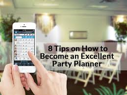 how to become a event planner 8 tips on how to become an excellent party planner pro party planner