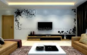 simple tv set design living room coffee table design