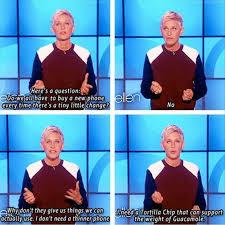 Ellen Degeneres Meme - funny ellen degeneres quotes 25 pics