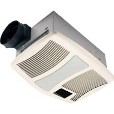 nutone bath fan light cover nutone qtxn series very quiet 110 cfm ceiling exhaust fan with