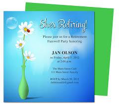 retirement announcement the lights retirement party invites retirement party