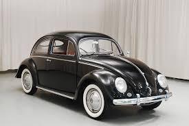 volkswagen coupe classic 1952 volkswagen u201czwitter u201d beetle coupe hyman ltd classic cars