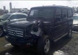 2002 mercedes g500 for sale sell used 2002 mercedes g class g500 damaged repairable