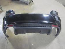 rear car u0026 truck bumpers for pontiac ebay