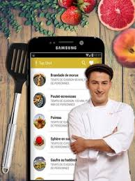cuisine m6 top chef recettes top chef m6 2018 apk free food drink