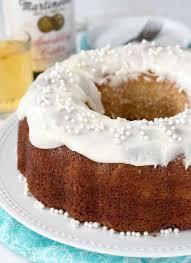 sparkling cider bundt cake crazy for crust