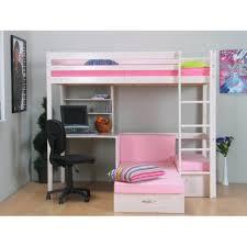 hochbett mit schreibtisch und sofa hochbett mit schreibtisch und gästebett forafrica