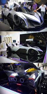 devil z engine devel sixteen hypercar is real has quad turbocharged v16 engine