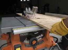 ridgid table saw r4513 parts best portable jobsite table saw shootout pro tool reviews