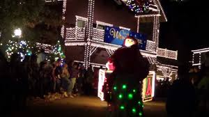 parade of lights branson mo silver dollar city christmas parade youtube