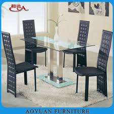 dining tables stainless steel dining table frames round