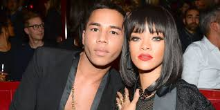 balmain designer olivier rousteing opens up about instagram fame and rihanna