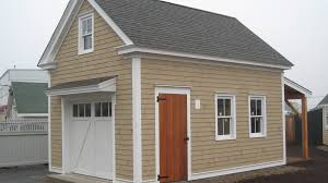 16 X 24 Garage Plans by N E Barns U0026 Garages Pine Harbor Wood Products Pine Harbor